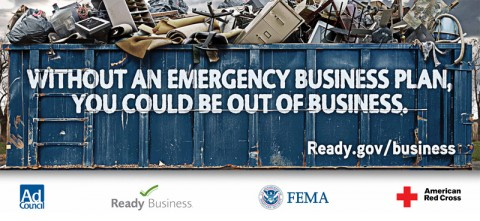 Small to medium businesses need to prepare and plan ahead for an emergency.