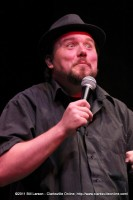 Comedian Paul Strickland