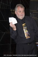 Magician Wallace Redd