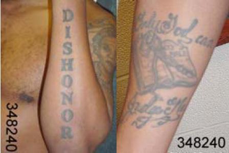 Orlando Steverson tattoos