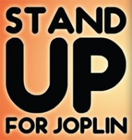 Stand UP for Joplin