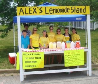 Alex's Lemonade Stand to return this weekend - Clarksville ...