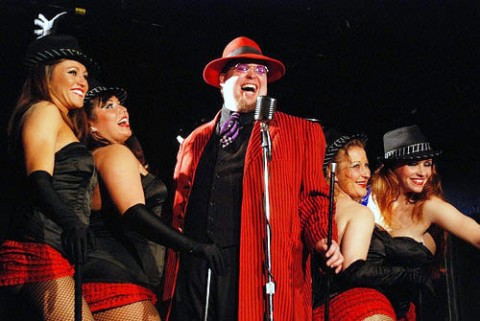 Big Daddy Cool, Johnny DeLarocca and his Swing Kittens!