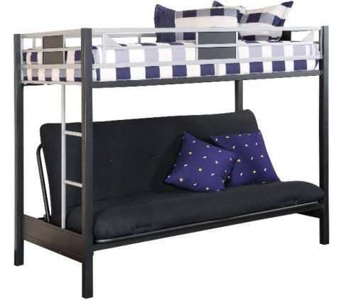 Recalled metal futon bunk bed.