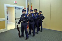 Honor Guard. (CPD-Jim Knoll)