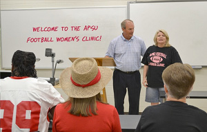 Women's Football Clinic