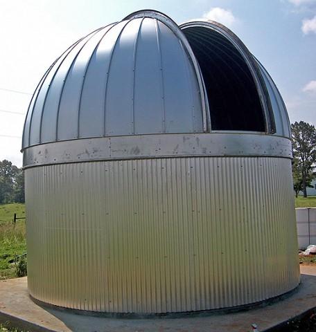 Austin Peay State University Observatory.