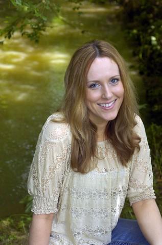 Novelist Amy Greene