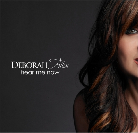 "Deborah Allen's new album ""Hear Me Now"""