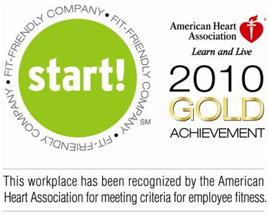 """American Heart Association is looking for """"Fit Friendly"""" Companies."""