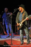 John Anderson at the City of Clarksville's Independence Day Celebration