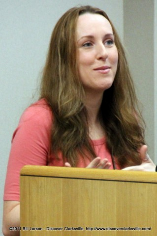 Author Amy Greene