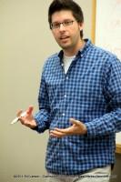 Author David Poissant