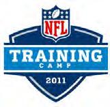 NFL Training Camp - 2011