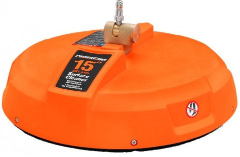 Powercare 15-inch surface cleaner recalled by Homelite.