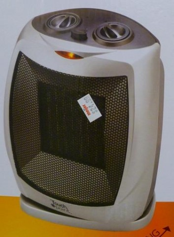 Touch Point Oscillating Ceramic Heaters