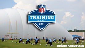 Titans Training Camp