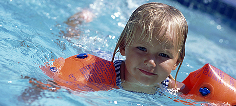 Parents and Guardians are urged to keep a closer eye on children while their in and around water.