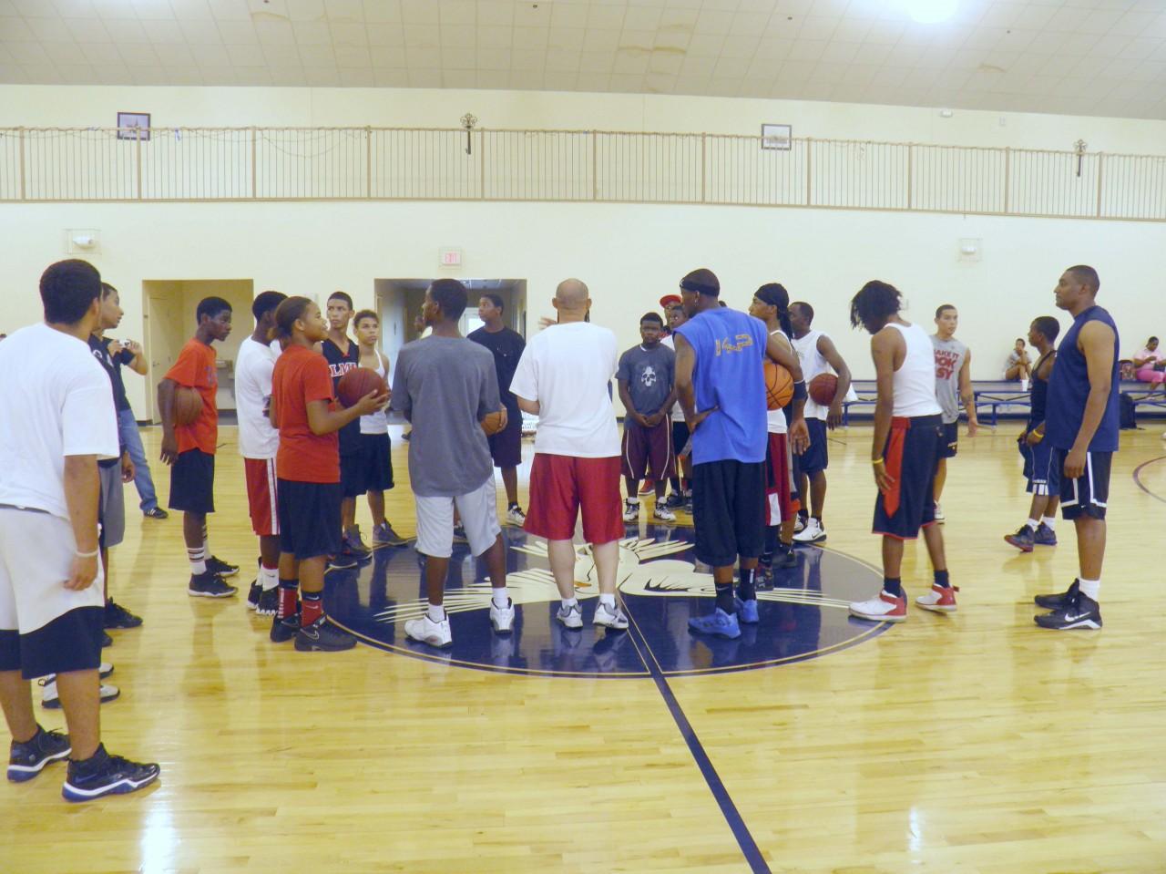 LEAP Back to School Basketball Bash