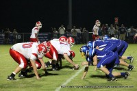 Clarksville Academy Cougars vs Montgomery Central Indians