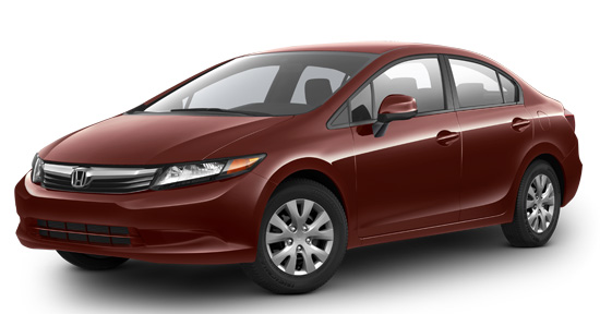 redesigned honda civic scores too low to be recommended clarksville tn online. Black Bedroom Furniture Sets. Home Design Ideas