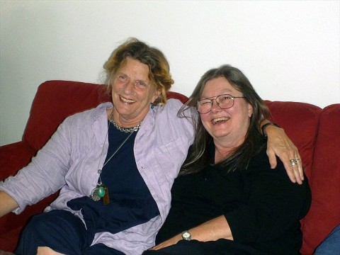 Abigail Thomas and Dorothy Allison