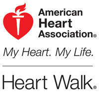 American Heart Association - Heart Walk