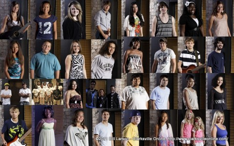 The Gateway to Stardom Finalists for 2011
