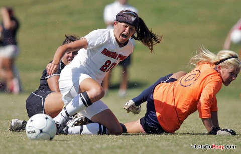 APSU Women's Soccer. (Courtesy: Keith Dorris/Dorris Photography)