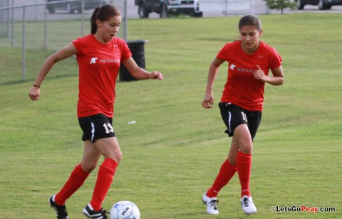 APSU Soccer. (Courtesy: Austin Peay Sports Information)