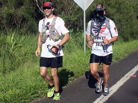 Fort Campbell Soldier Marc DiBernardo will attempt a second world record at the Go Commando Half Marathon Saturday, October 15th.