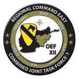 Regional Command East