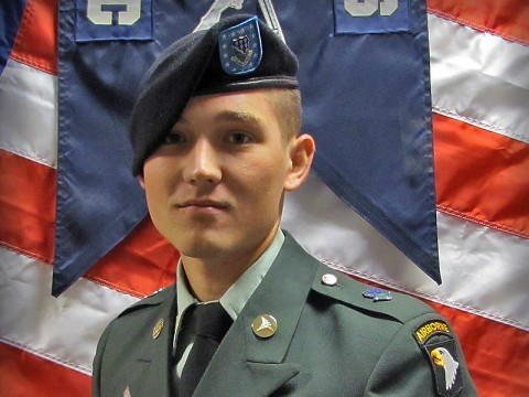 Specialist Jordan M. Byrd will be posthumously awarded the Silver Star.