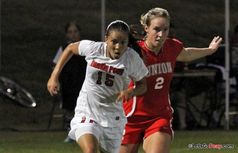 APSU Women's Soccer. (Courtesy: Mateen Sidiq/Austin Peay)