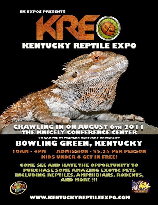 the kentucky reptile expo is coming to bowling green kentucky clarksville tn online the kentucky reptile expo is coming to