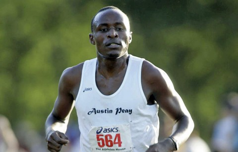 Govs Look to Finish Strong at UAH Meet. (Courtesy: Keith Dorris/Dorris Photography)