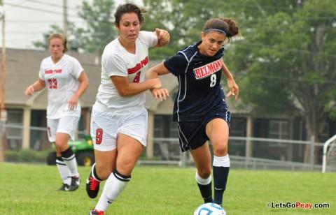 APSU Soccer. (Courtesy: Cidnie Sydney-Brewington/APSU)