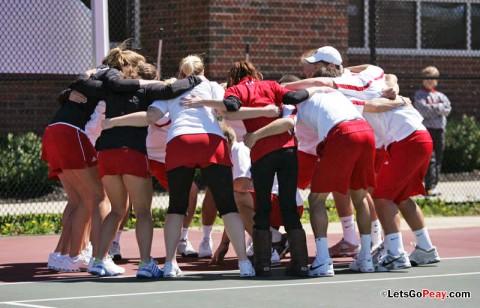 APSU Tennis (Courtesy: Keith Dorris/Dorris Photography)