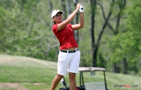 APSU Women's Golf. (Courtesy: Austin Peay Sports Information)