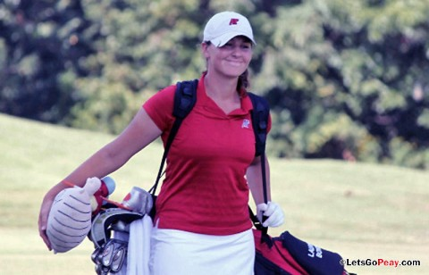 APSU Golf. (Courtesy: Austin Peay Sports Information)