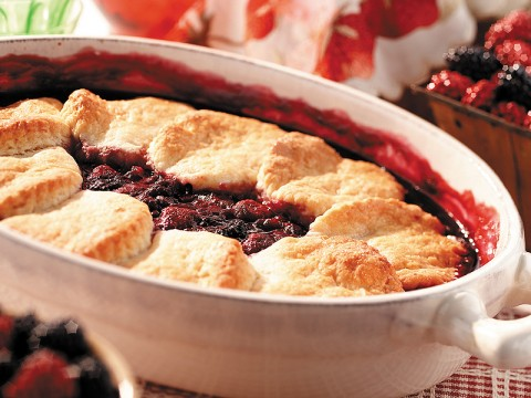 Country Berry Cobbler