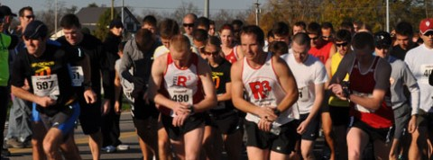 Go Commando Half-Marathon and 5K on October 15th