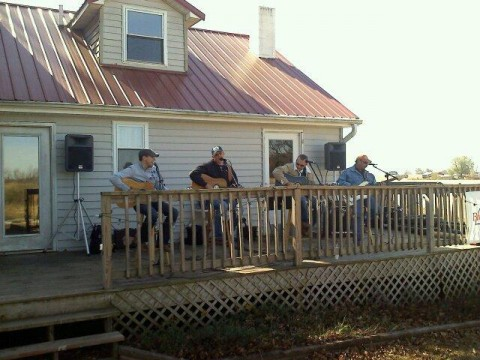Pickin' on the Porch