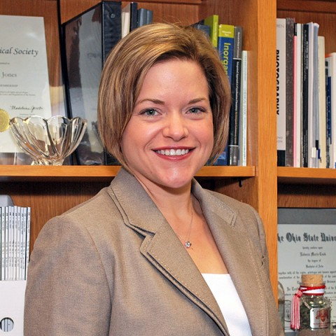Dr. Rebecca Jones