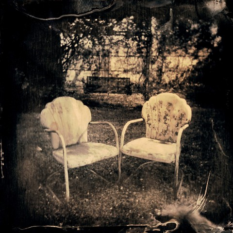 """Bryant's photograph """"Two Chairs"""""""