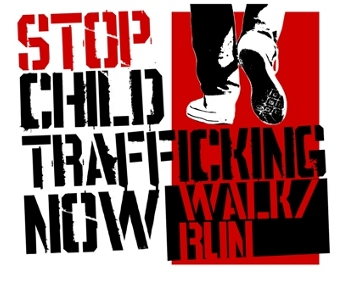 Stop Child Trafficking Now Walk/Run