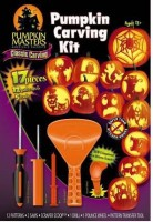 A pumpkin carving kit from Pumpkin Masters