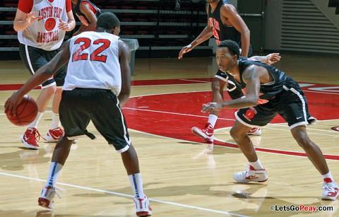 APSU Basketball. (Courtesy: Austin Peay Sports Information)