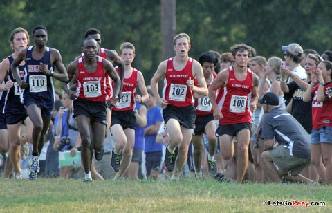 APSU Cross Country. (Courtesy: Keith Dorris/Dorris Photography)