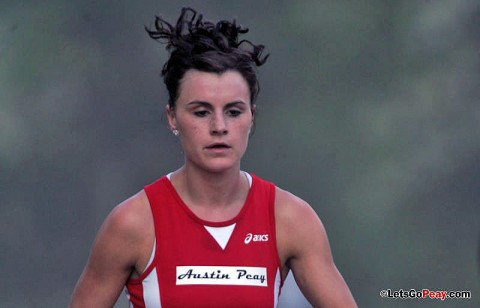 APSU Women's Cross Country. (Courtesy: Keith Dorris/Dorris Photography)
